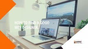 Finding a good website designer